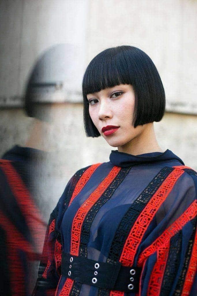 popular short hairstyles cleo cut
