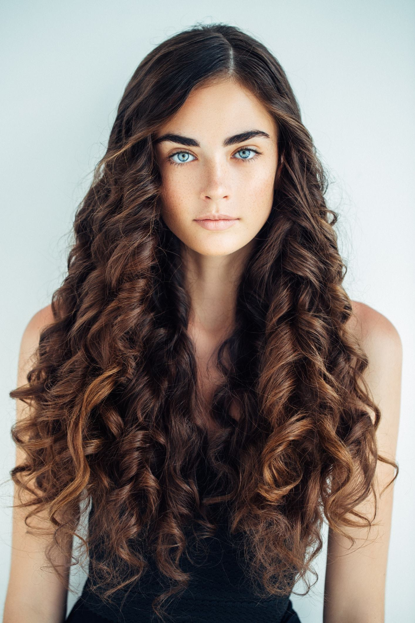 19 Best Curly Hairstyles For Long Hair In 2019