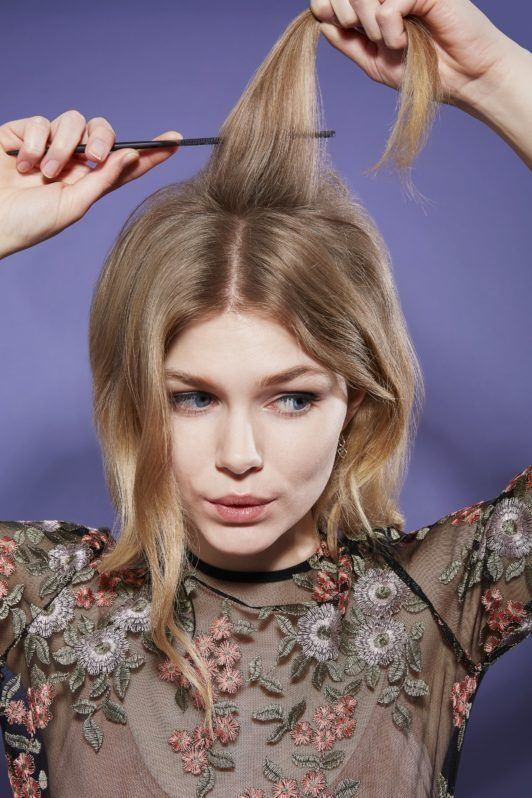 How To Get Beehive Hair Easy Step By Step Guide 60s Hairstyle