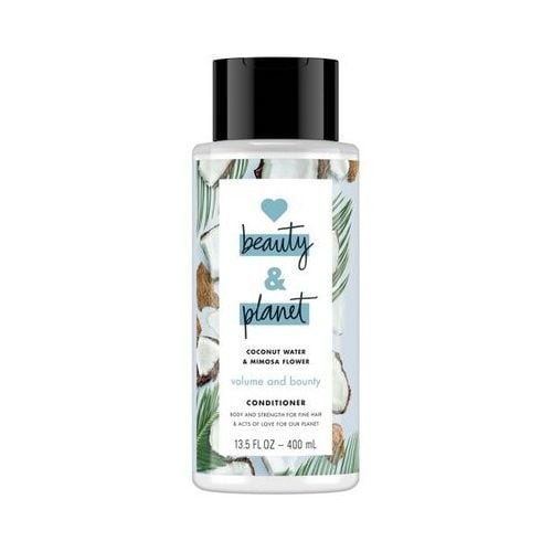 Love Beauty and Planet Volume and Bounty Coconut Water & Mimosa Flower Conditioner