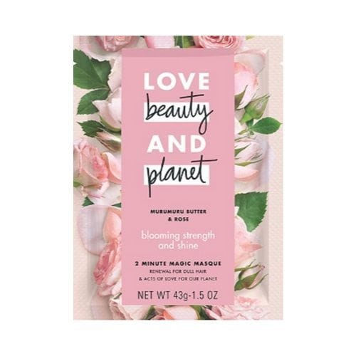 Love Beauty and Planet Blooming Color Murumuru Butter & Rose