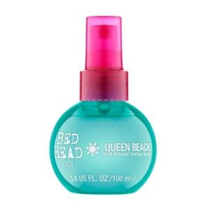 bed head queen beach salt spray