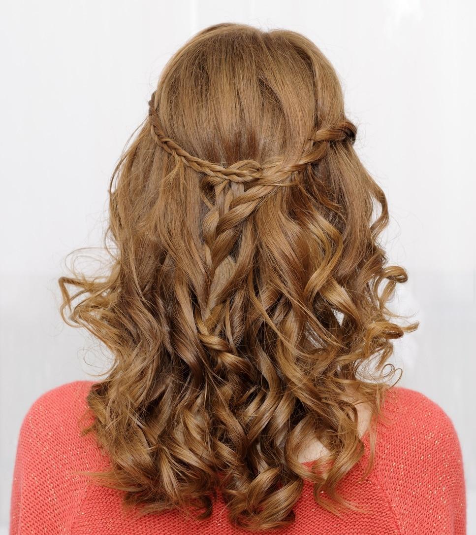 curly hair hairstyles mini twist