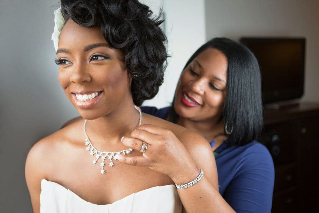 12 Elegant Black Wedding Hairstyles For 2019