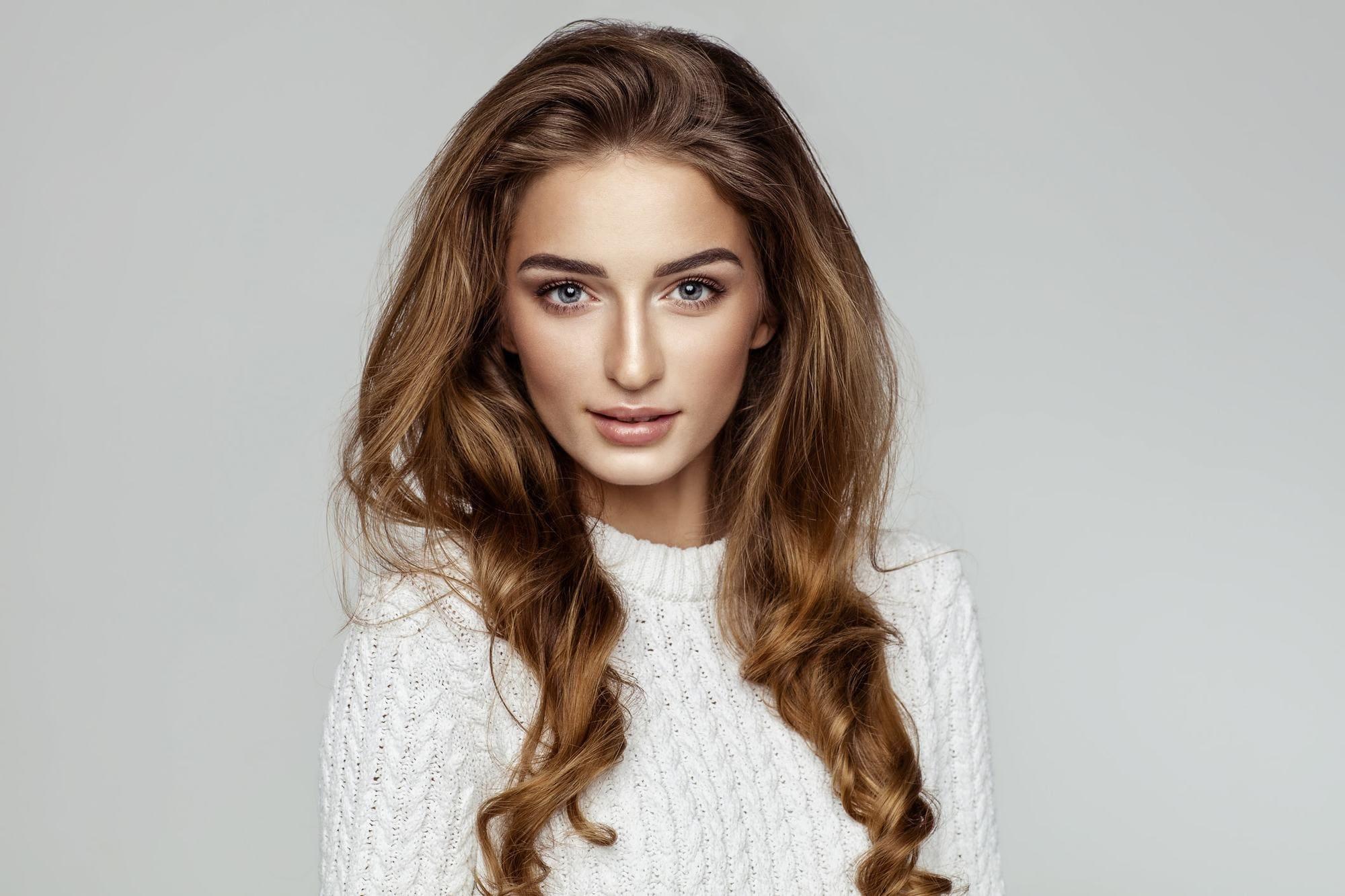 shades of brown caramel brown hair