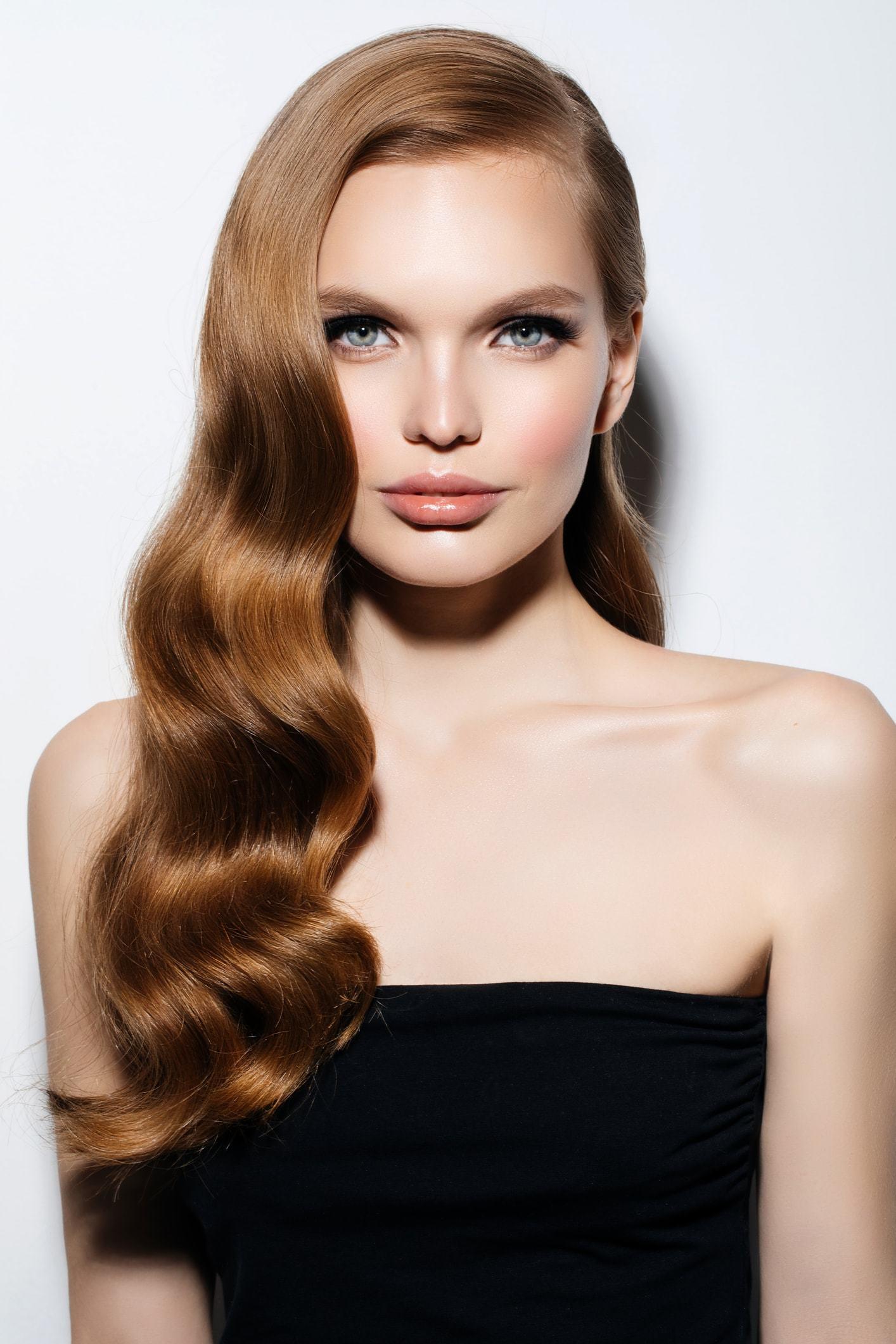 shades of brown hair redish brown