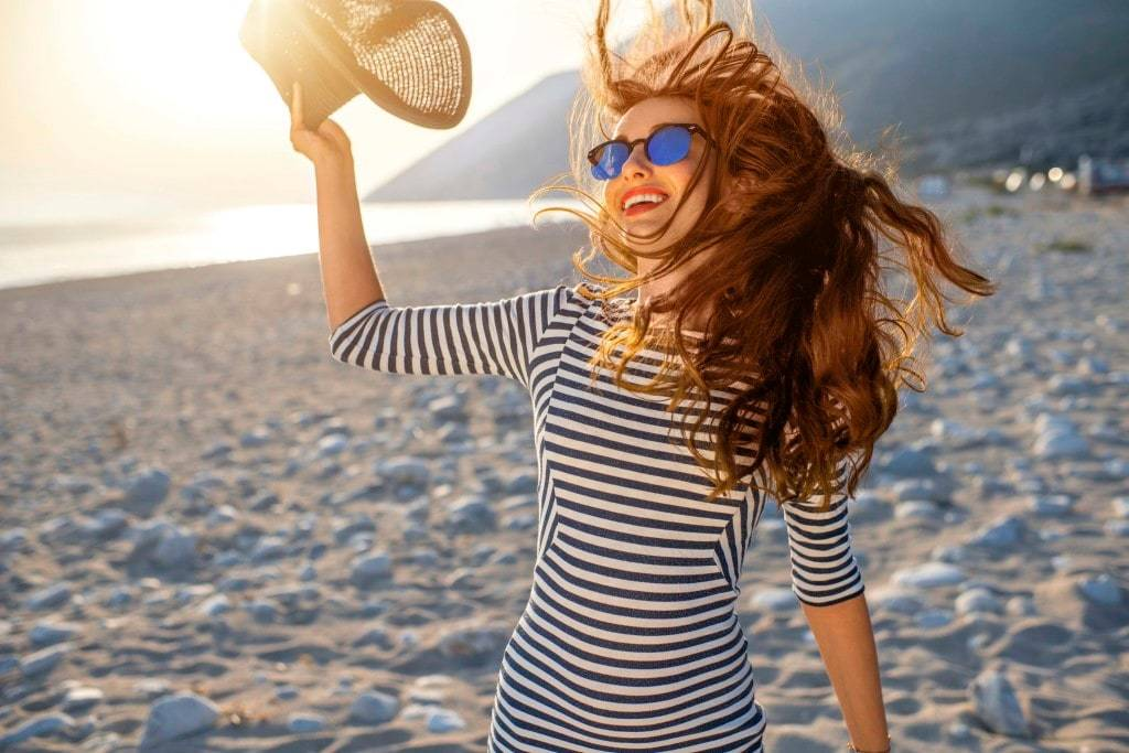 summer styling products: wavy products