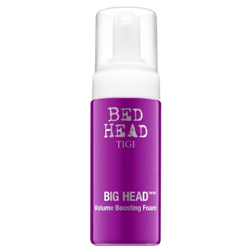 BED HEAD BY TIGI BIG HEAD VOLUME BOOSTING FOAM