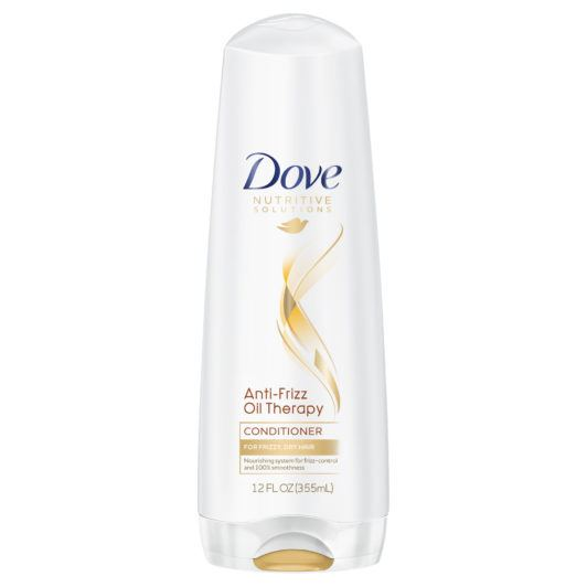 DOVE NUTRITIVE SOLUTIONS ANTI-FRIZZ OIL THERAPY CONDITIONER