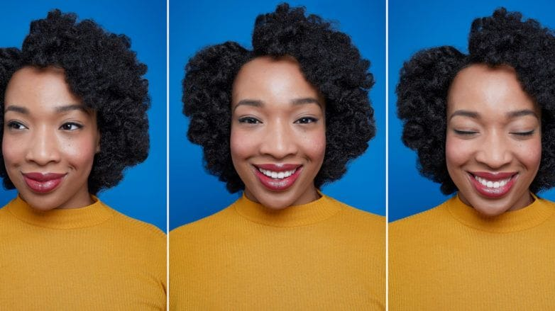 Heatless Curls With Flexi Rods On Natural Hair