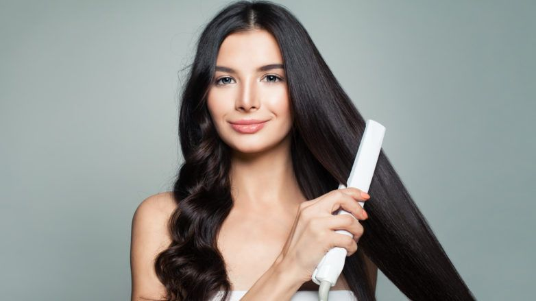 straighten your hair faster featured image