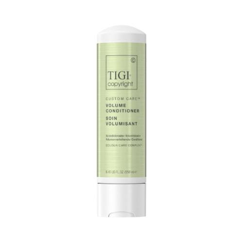 TIGI COPYRIGHT CUSTOM CARE VOLUME CONDITIONER