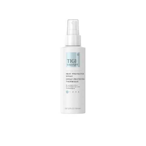 tigi copyright custom care heat protection spray