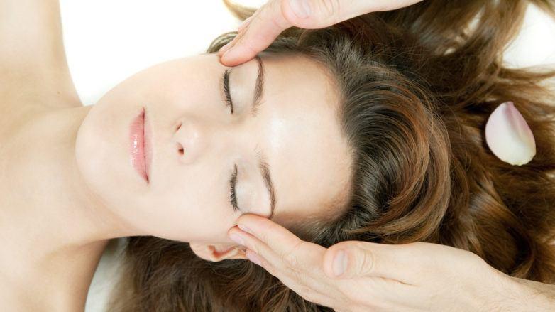 national stress awareness day: head massage