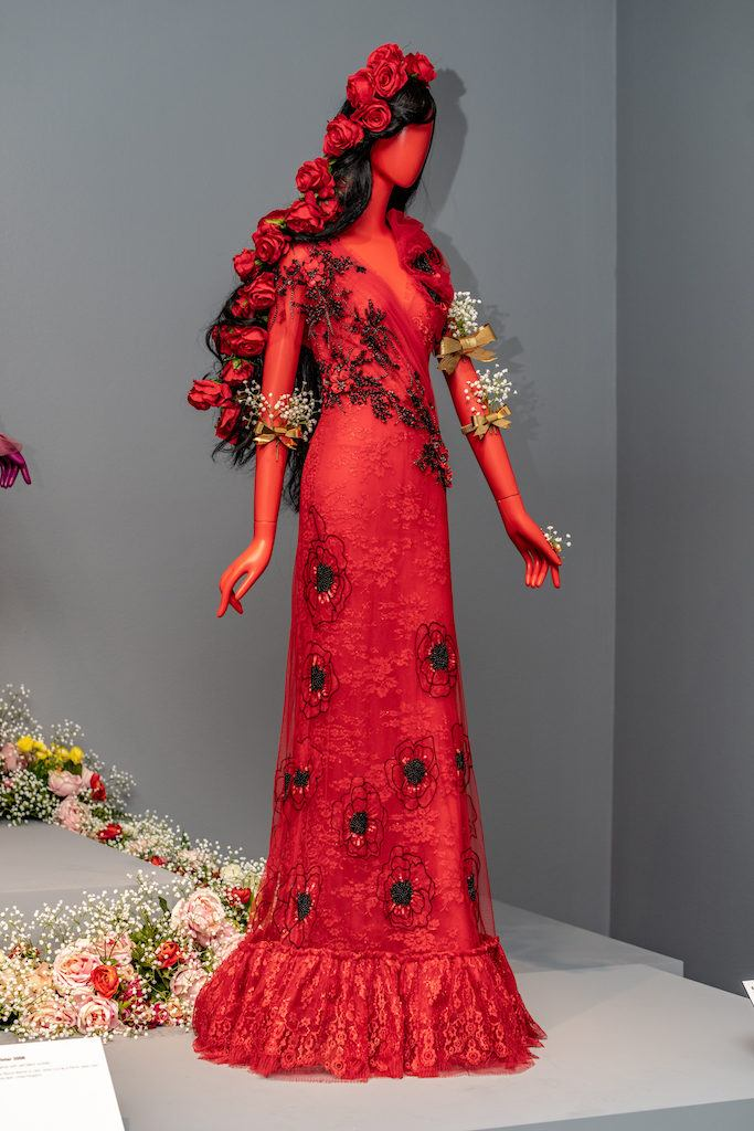 rodarte and tresemme: floral