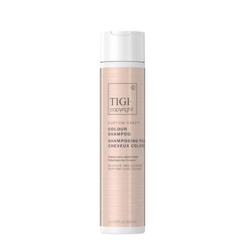 tigi copyright colour shampoo front view