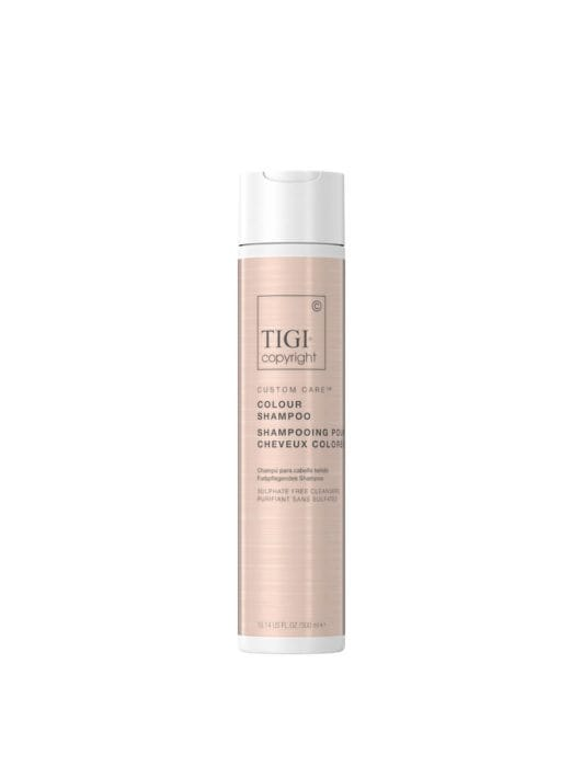 TIGI COPYRIGHT CUSTOM CARE COLOUR SHAMPOO