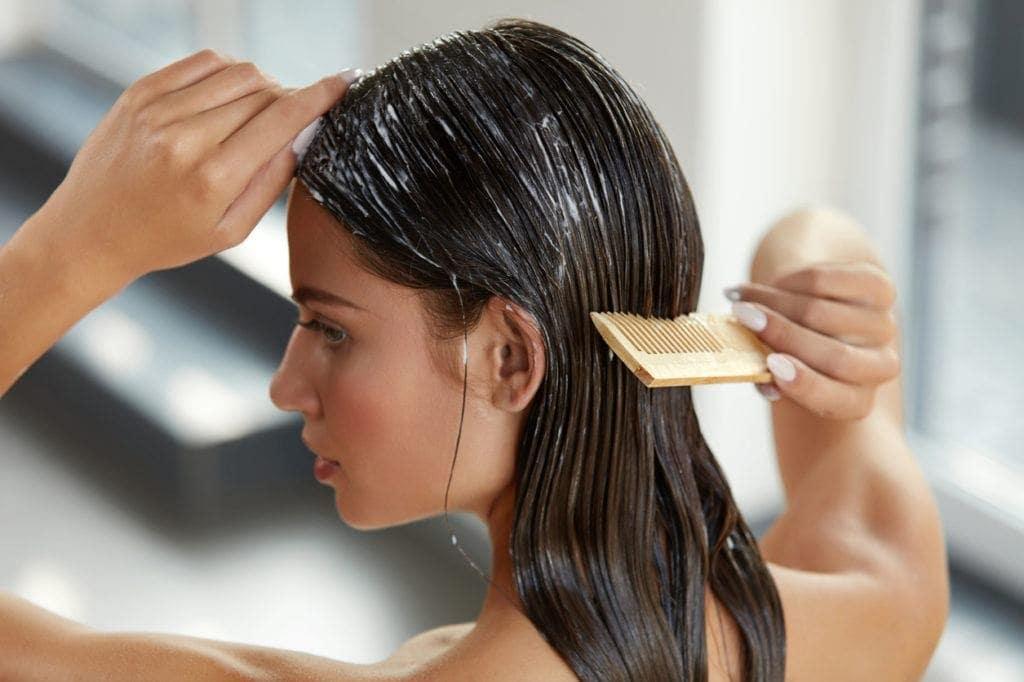 deep conditioner sachets: deep condition hair