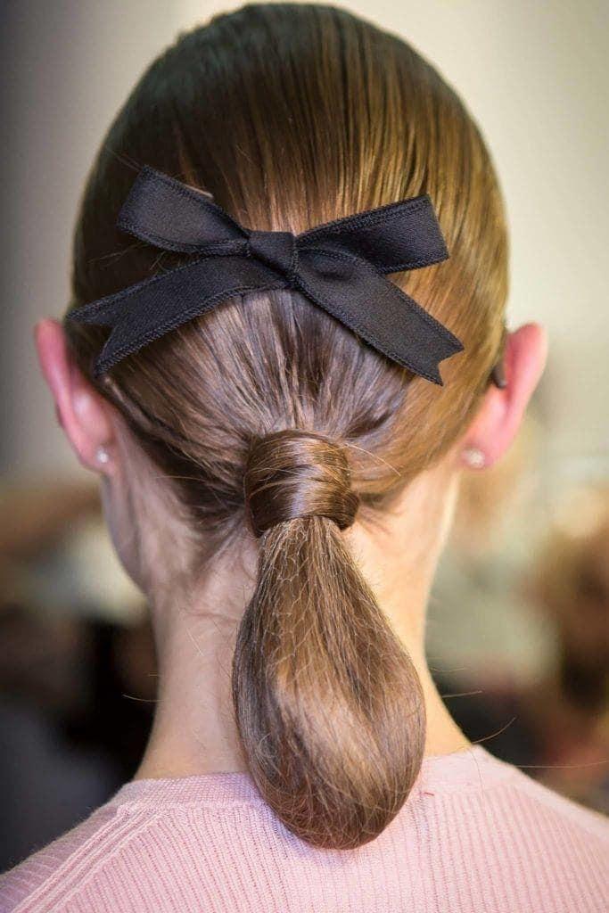 ribbon styles: bow