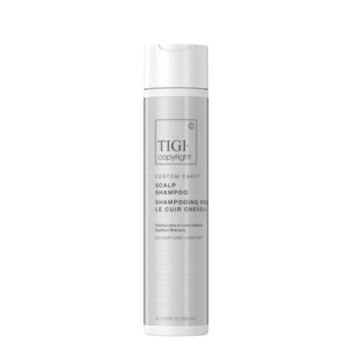 tigi copyright custom care scalp shampoo