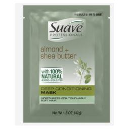 suave professionals almond + shea butter deep conditioning mask