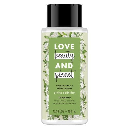 Love Beauty and Planet Coconut Milk & White Jasmine Shampoo