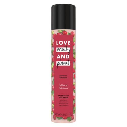 Rosehip & Patchouli Extend Dry Shampoo