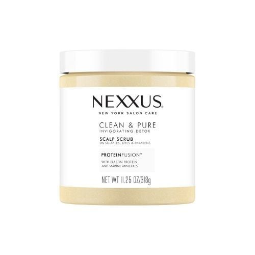 Nexxus Clean & Pure Scalp Scrub
