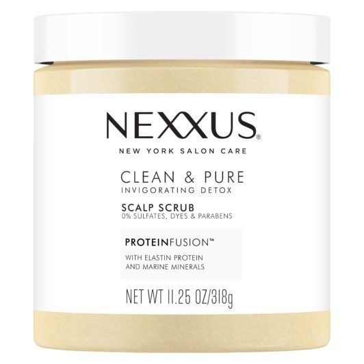 NEXXUS CLEAN & PURE SCALP SCRUB
