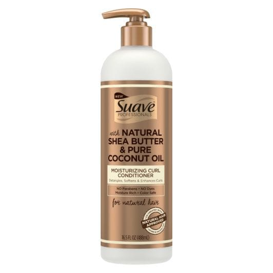 SUAVE MOISTURIZING CURL CONDITIONER