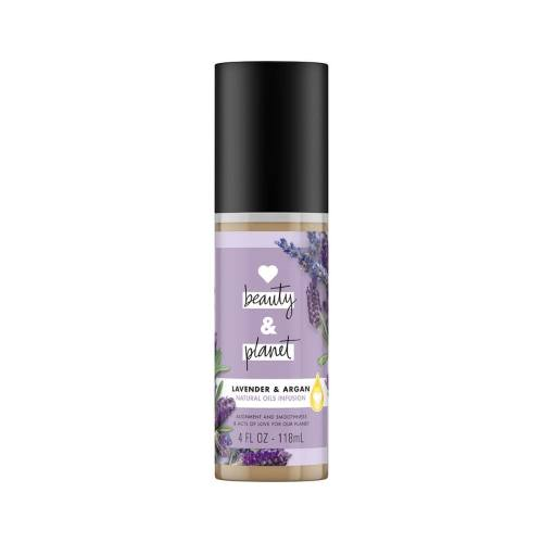 Love Beauty and Planet Lavender & Argan Natural Oils Infusion