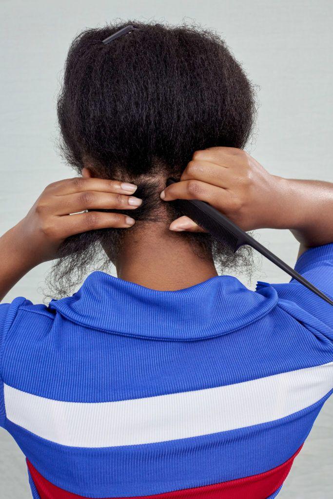 bob box braids step 1
