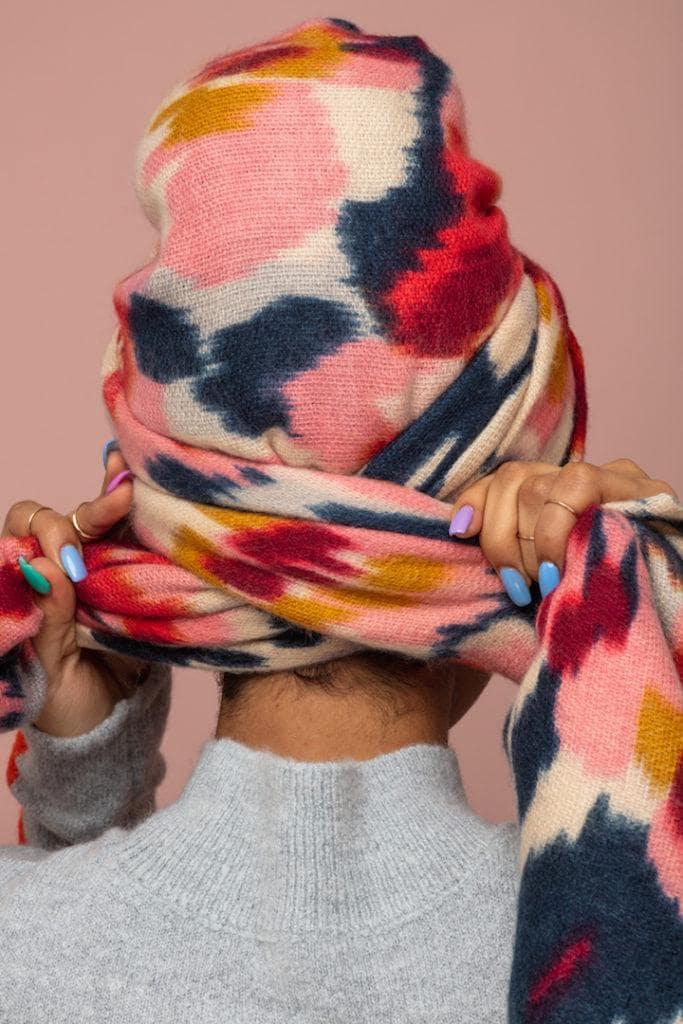 head scarves: turban