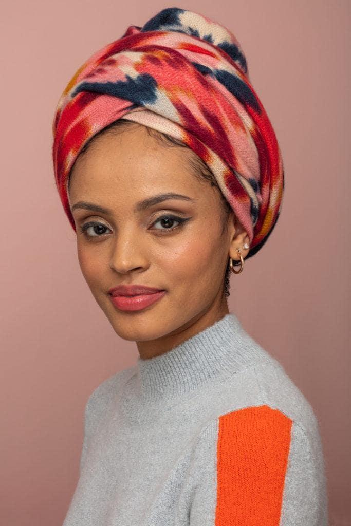 head scarves: final look