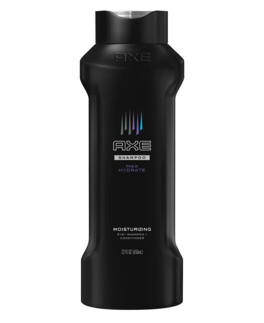 AXE MAX HYDRATE 2-IN-1 SHAMPOO + CONDITIONER