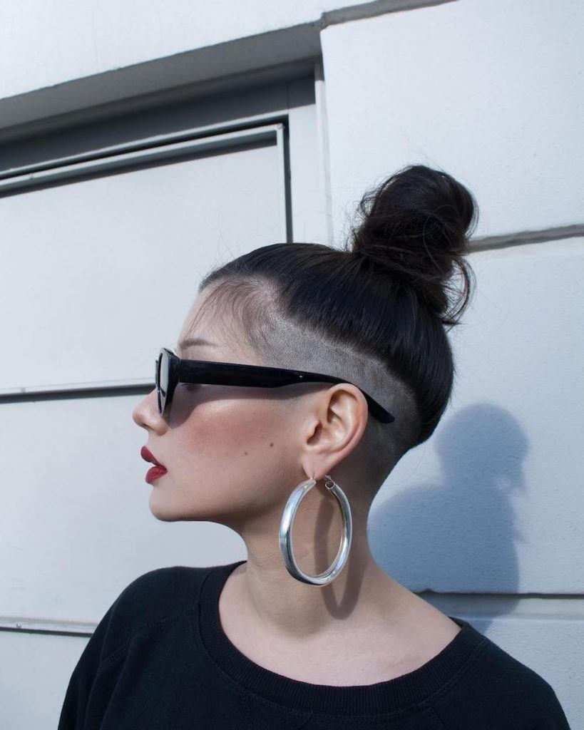 Female Undercut Long Hair: 12 Ways to Wear this Style