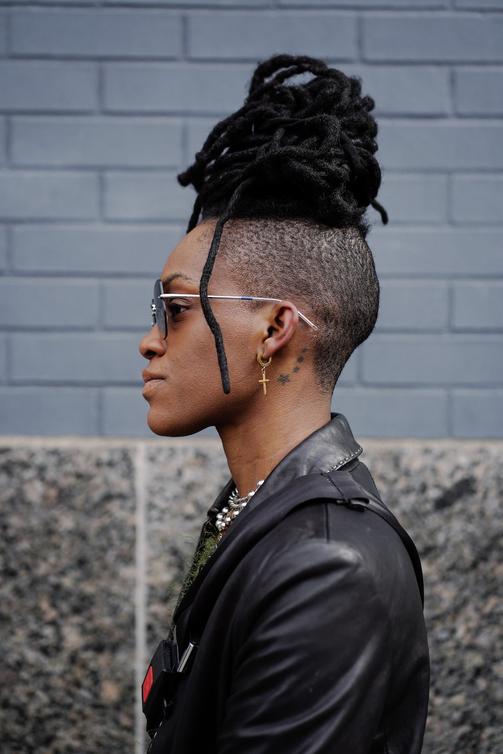 20 Shaved Hairstyles for Black Women   All Things Hair US