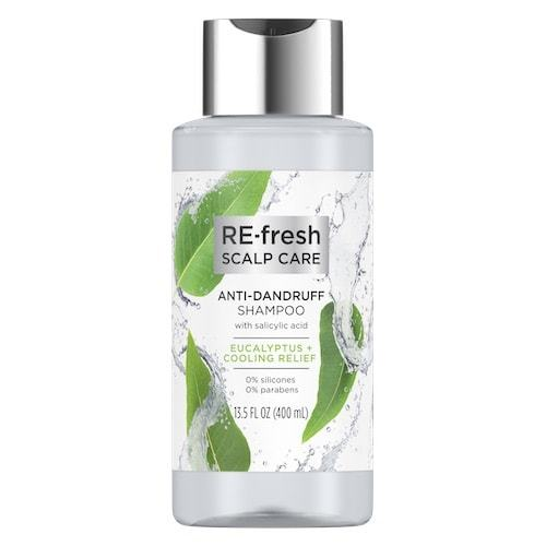 RE-FRESH EUCALYPTUS + COOLING RELIEF SHAMPOO