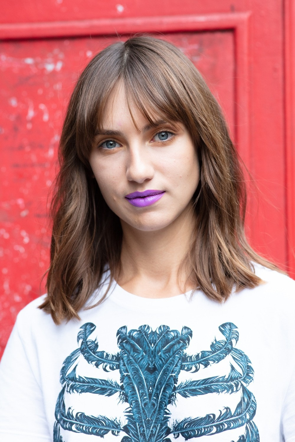 Bangs for Fine Hair Types in 9 9 Top Looks   All Things Hair US