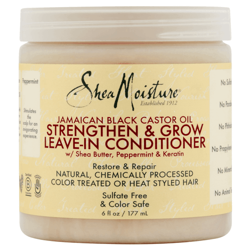 SHEAMOISTURE Castor Oil