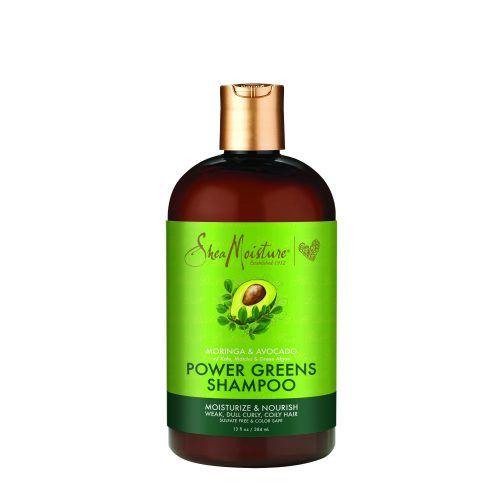 SheaMoisture Moringa & Avocado Power Greens Shampoo
