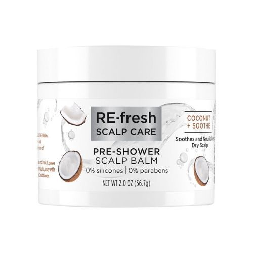 RE-fresh Coconut + Soothe Pre-Shower Scalp Balm