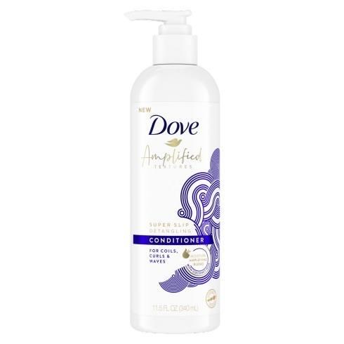Dove Amplified Textures Super Slip Detangling Conditioner