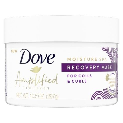 Dove Amplified Textures Moisture Spa Recovery Mask