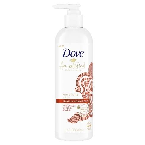Dove Amplified Textures Moisture Lock Leave-In Conditioner