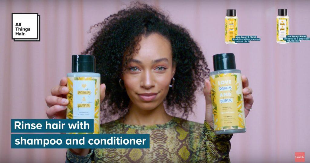 how to use castor oil shampoo and conditioner
