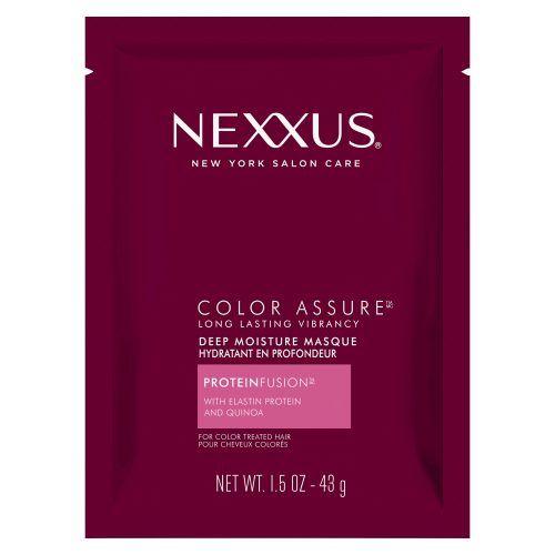 nexxus color assure masque