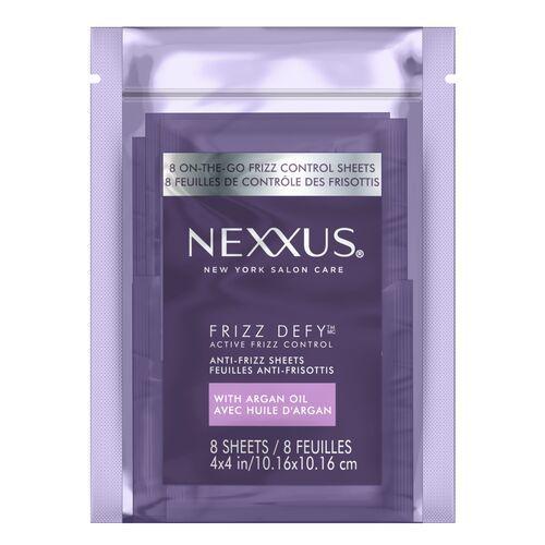 nexxus frizz defy control