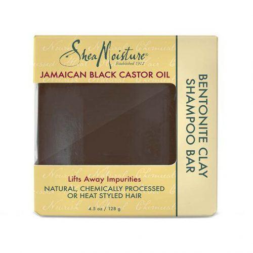 sheamoisture jamaican castor oil shampoo bar