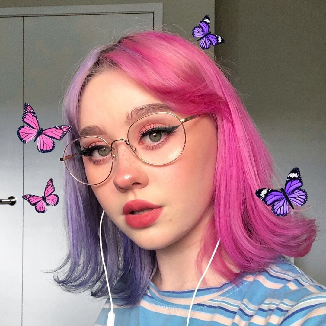 E Girl Hairstyles Are You Brave Enough To Try Tiktok S Latest Hair Trend